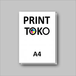 briefpapier A4 enkelzijdig
