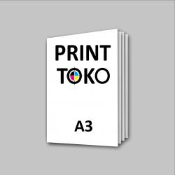 Brochures A3