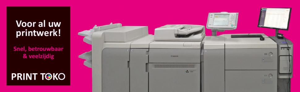 Voor al uw print en drukwerk.